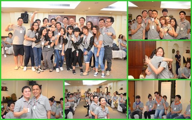 (STO) หลักสูตร : CM Team บริษัท โตโยต้า มอเตอร์ ประเทศไทย จำกัด