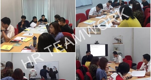 (INH) หลักสูตร : Goal Setting  TRD ASIA Co.,ltd.