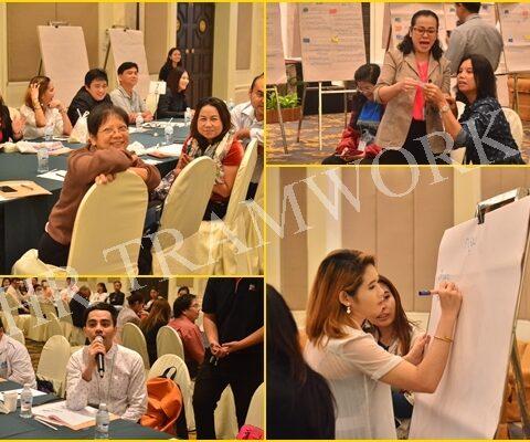 (INH) หลักสูตร : การพัฒนาความสัมพันธ์ภายในองค์กร สำนักงานส่งเสริมวิสาหกิจขนาดกลางและขนาดย่อม (SME)
