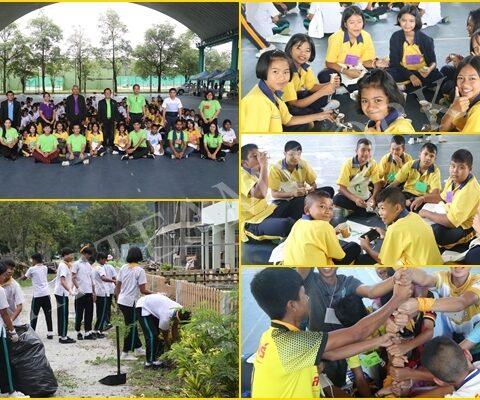 """(Camp) โครงการปลูกจิตสำนึก """"คนรุ่นใหม่ใส่ใจสิ่งแวดล้อม"""" องค์การบริหารส่วนจังหวัดพังงา"""
